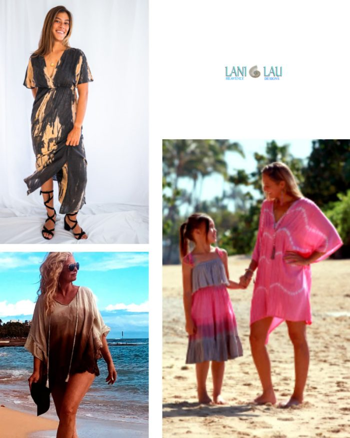 ハワイ発リゾートファッションブランドLANI LAU(ラニラウ)
