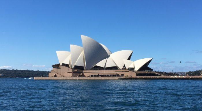 オーストラリア観光 オペラハウス