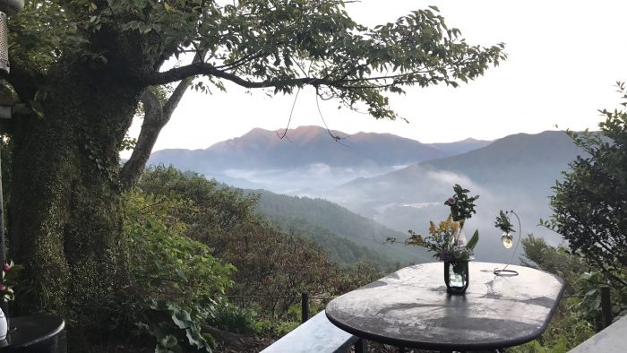 霧の郷たかはら 世界遺産熊野古道にある天空の宿
