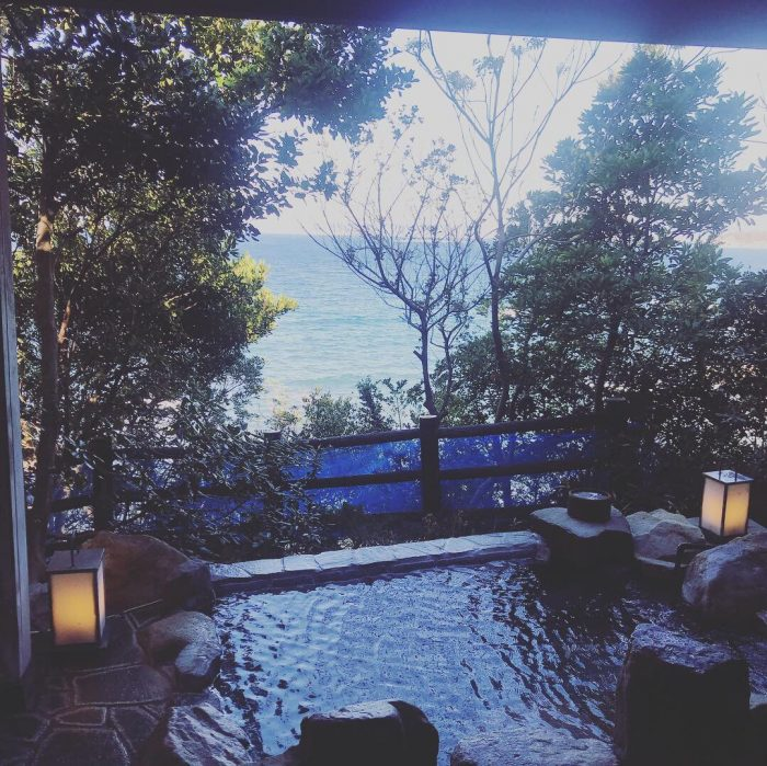 浜千鳥の湯 海舟 旅館 南紀白浜 和歌山