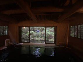 熊本 黒川温泉 山みず木 源泉 露店風呂