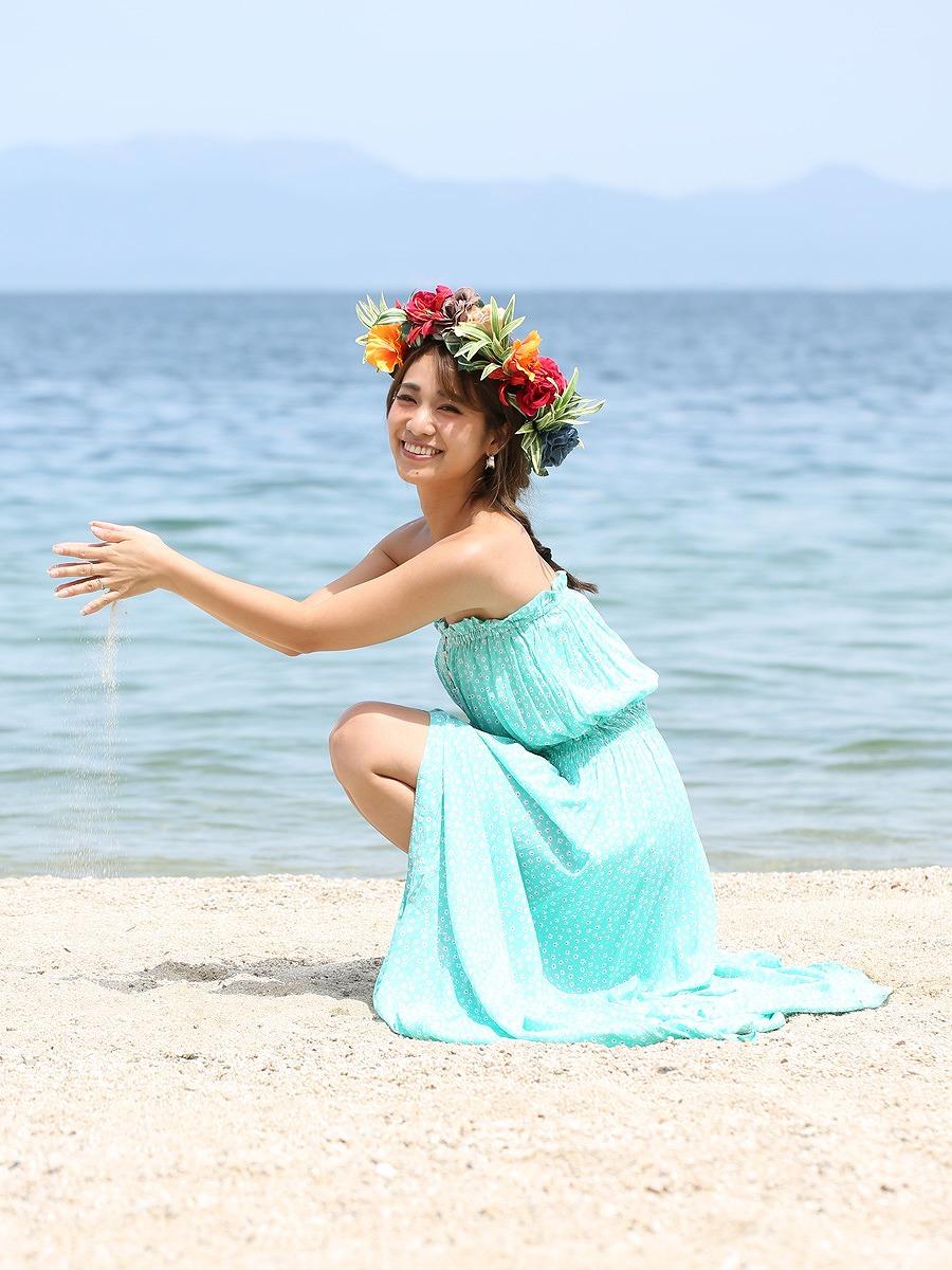 Tiare Hawaii(ティアレハワイ)ライデンマキシワンピース