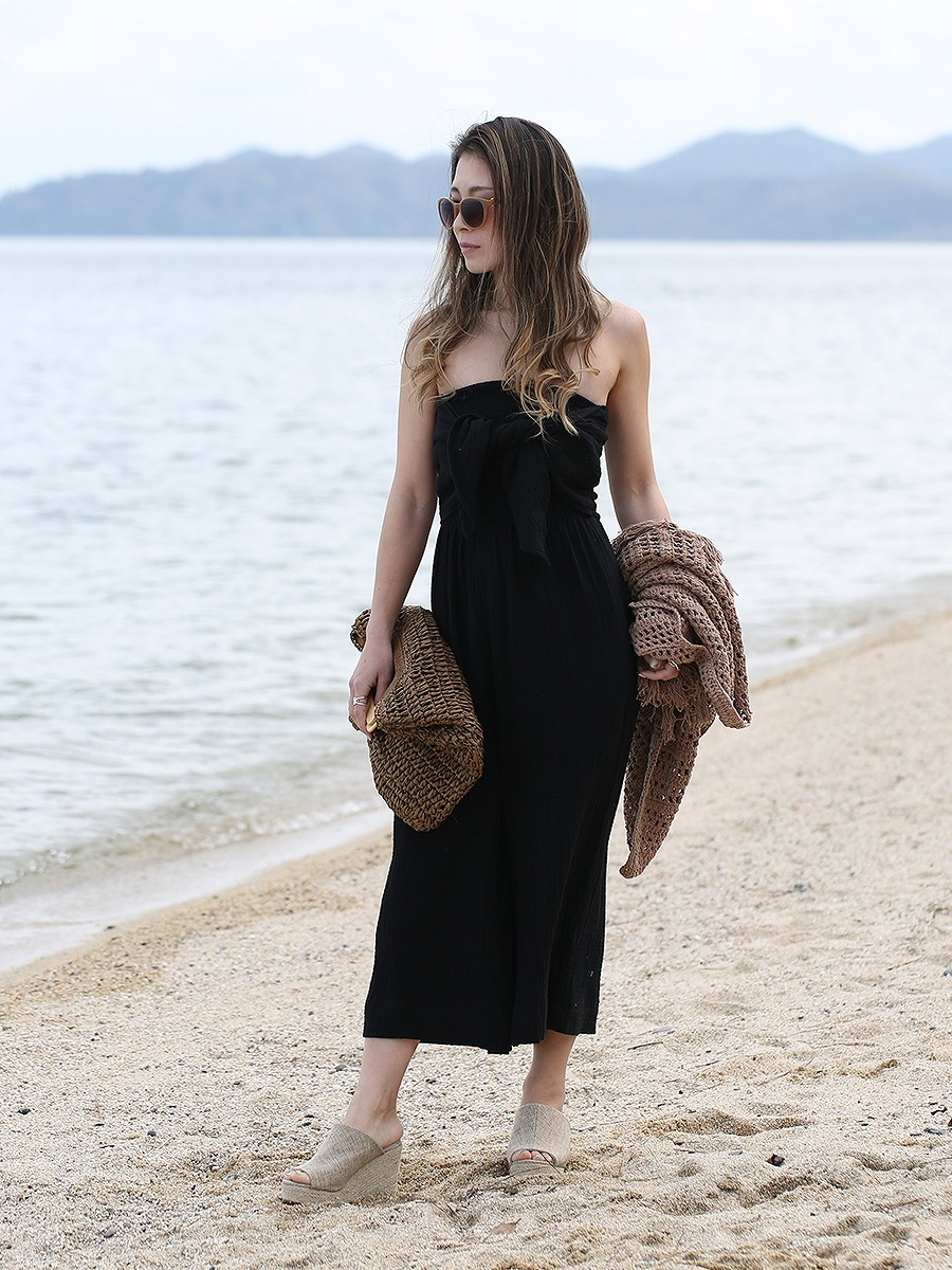リゾートファッション