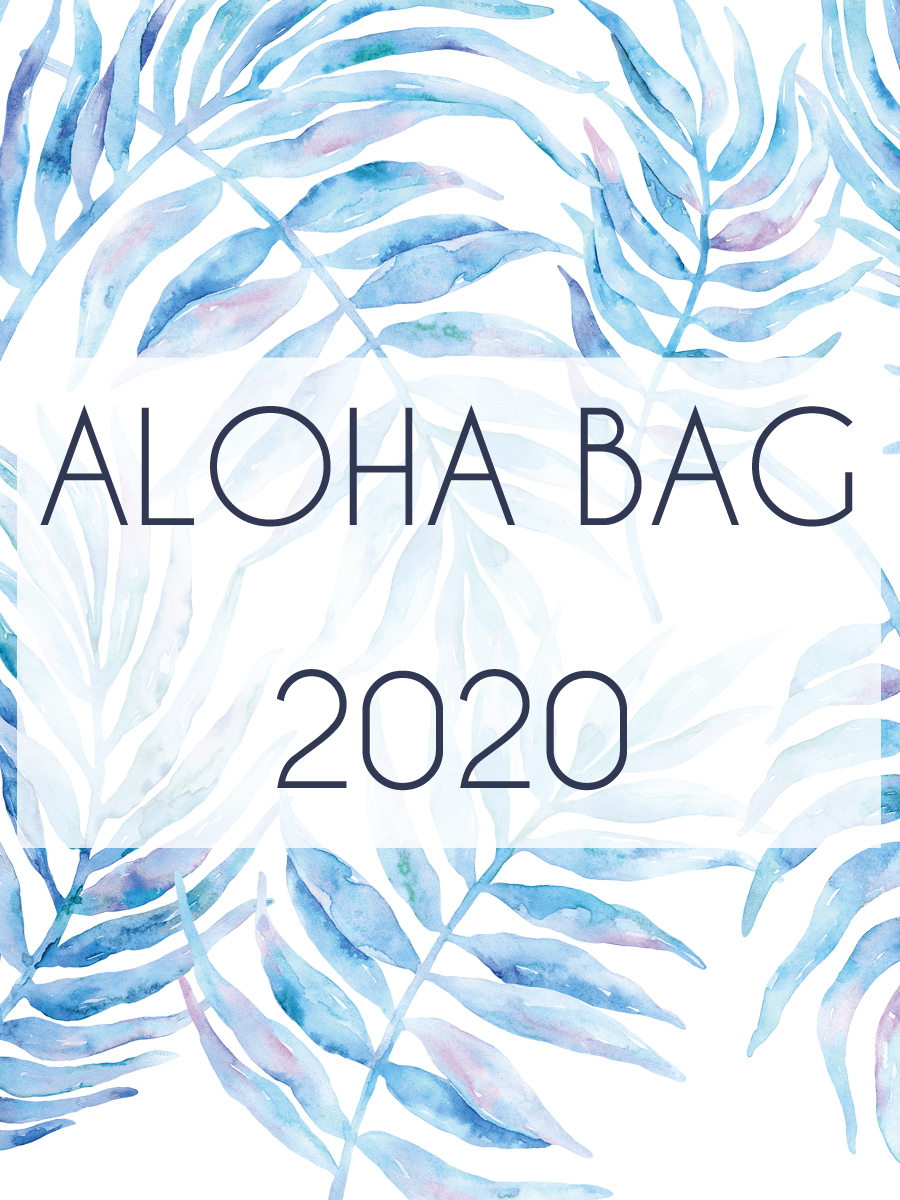ALOHA BAG by canbe(必ず注意事項をご確認ください。)