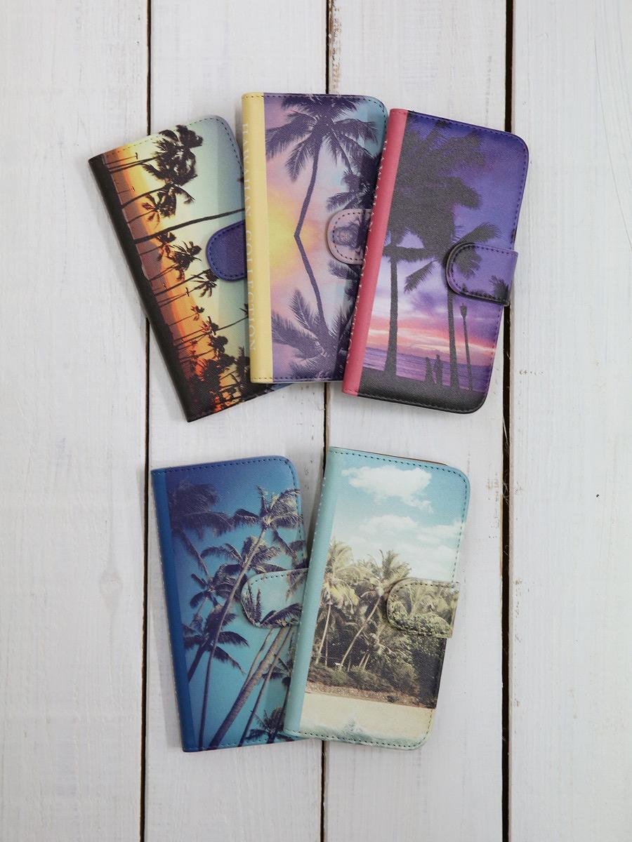 ハワイアンコレクションiPhone6/iPhone6s手帳型スマホケース