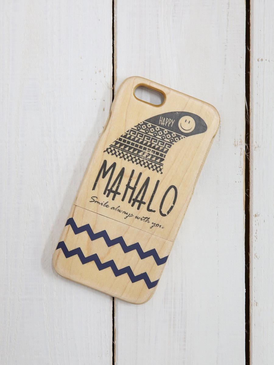 Sea Shore(シーショア)MAHALOウッドiPhone6/iPhone6sスマホケース
