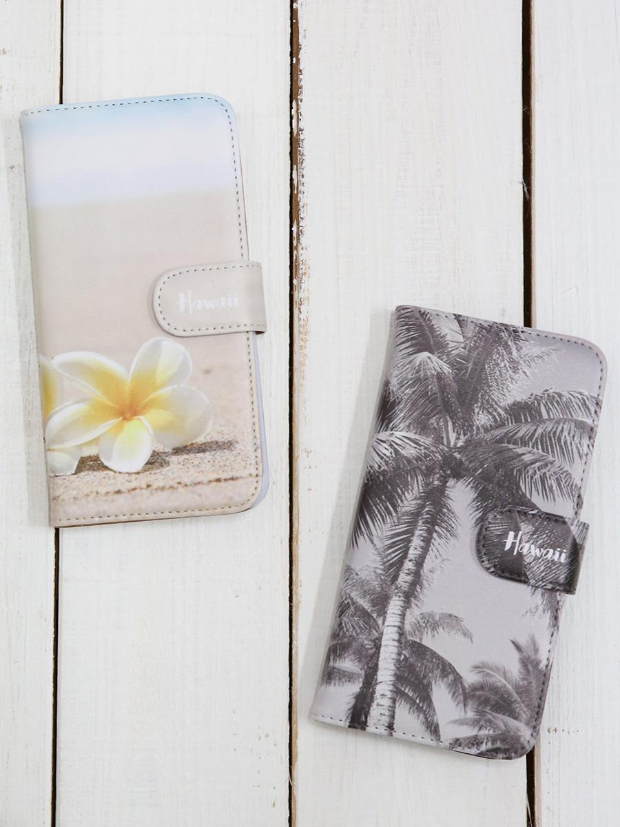 Sea Sand Sun AlohaのiPhone7Plus/iPhone7sPlus手帳型スマホケース