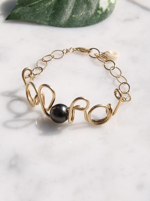 tidepool love(タイドプールラブ)Aloha Gold Bracelet