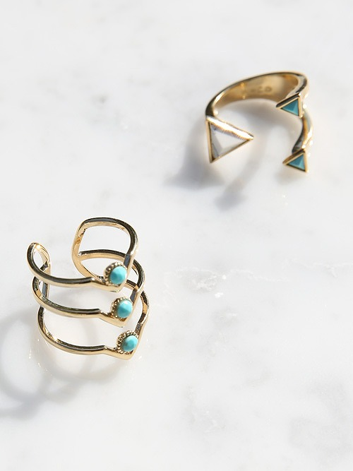 WANDERLUST+CO(ワンダーラスト+シーオー)Gorgeous Ring